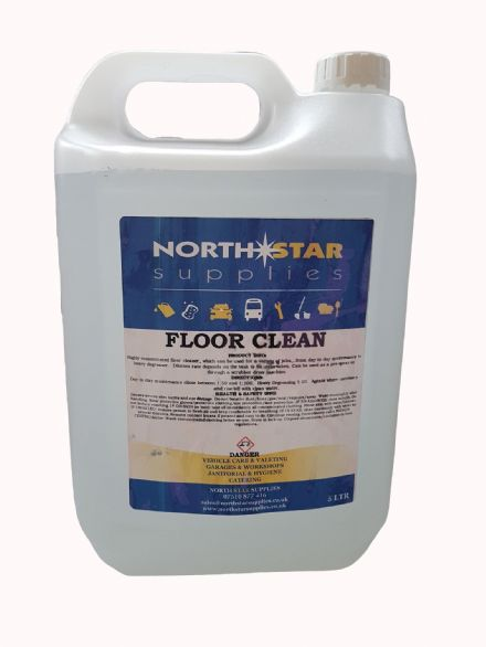 Floor Clean - Highly Concentrated - North Star Supplies